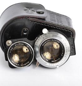 Mamiya Mamiya-Sekor 105mm f/3.5 Chrome TLR lens