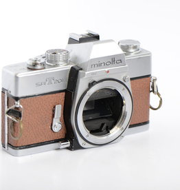 Minolta Minolta SRT 201 35mm Camera Body (Brown)