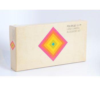 Polaroid SX-70 Land Camera Accessory Kit - Complete