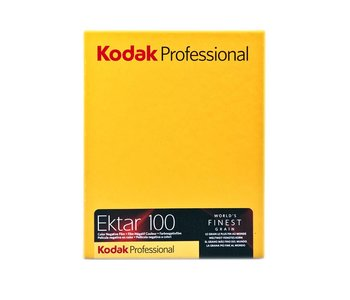 "Kodak Ektar 100 ASA 4x5"" Sheet Film"