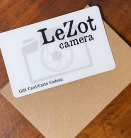 LeZot $25 Gift Card