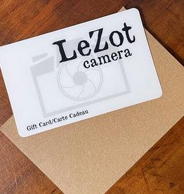 LeZot $50 Gift Card