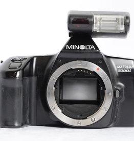 Minolta Minolta Maxxum 3000i w/ 314i flash