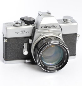 Minolta Film Camera Service Repair