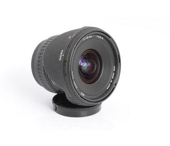 Sigma 17-35mm f/2.8-4 EX - Sony A / Minolta mount