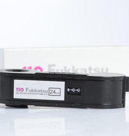 Fukkatsu Fukkatsu 110 Color film EXPIRED 12/18 TESTED GOOD