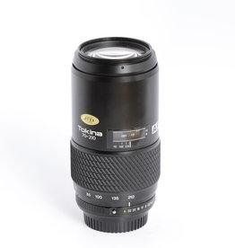 Tokina Tokina 70-210mm f/4.5 AF
