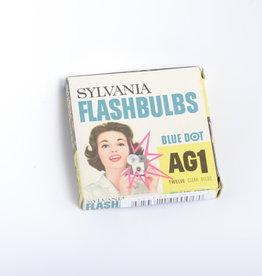 Vintage AG1 Flash Tubes Qty 12