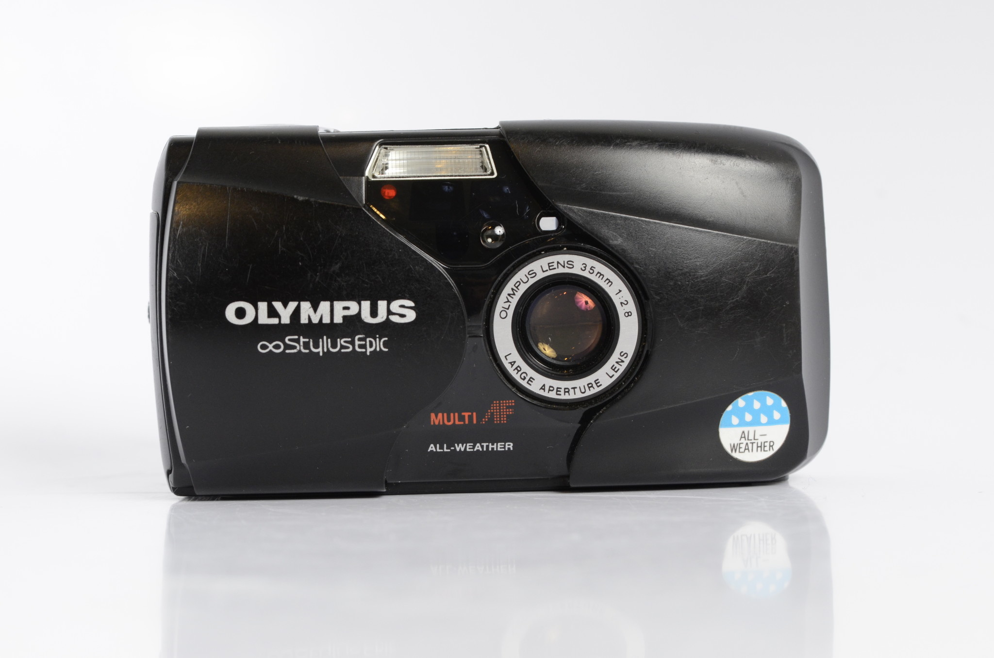 Olympus Olympus Infinity Stylus Epic   Black