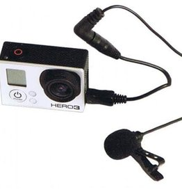 Smith Victor Smith Victor Lavalier Mic with GoPro Adapter *