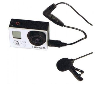 Smith Victor Lavalier Mic with GoPro Adapter *