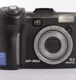 Olympus SP-350  AF Zoom 8.0-24.0mm f/2.8-4.9 with Olympus Conversion Lens Adapter 52mm-77mm