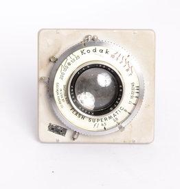 Kodak Kodak Ektar 152mm f/4.5 w/ Supermatic Shutter