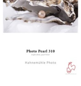 "Hahnemuhle Hahnemuhle Photo Pearl 310gsm 13x19"", 25 sheets"