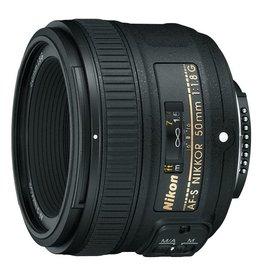 Nikon Nikon 50mm 1.8 G AF-s  f1.8 New