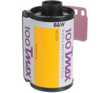 Kodak TMAX 100 TMX 36 B&W Negative Film *