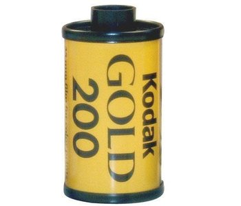 Kodak Gold 200ASA 36exp Color Film *