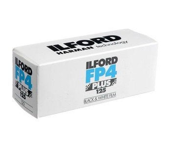 Ilford FP4 Plus 125 ASA 120 Film *