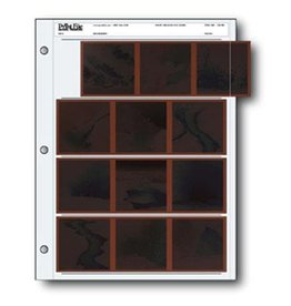 Printfile Printfile 120-4BP (25) 120 film Protective pages *