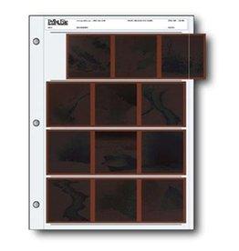 Printfile Printfile 120-4BP (25) 120 film Protective pages *