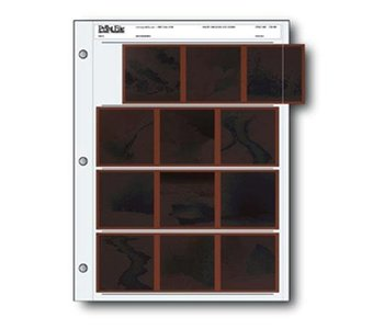 Printfile 120-4BP (25) 120 film Protective pages *