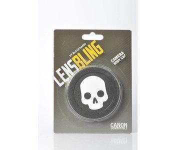 Canon LensBling Skull Body Cap *