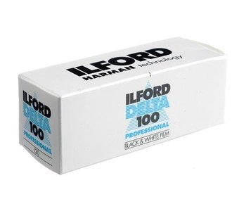 Ilford Delta Pro 100 ASA 120 Film *