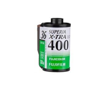 Fuji Fujifilm Superia X-Tra 400 36 Exposure Film *