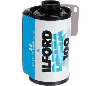 Ilford Delta 100 ASA 35mm 36 Exposure B@W Film *