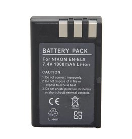 VidPro Replacement For Nikon EN-EL9 Battery