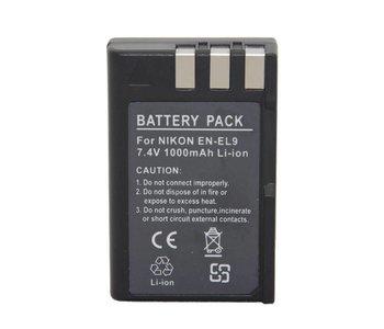 Replacement For Nikon EN-EL9 Battery