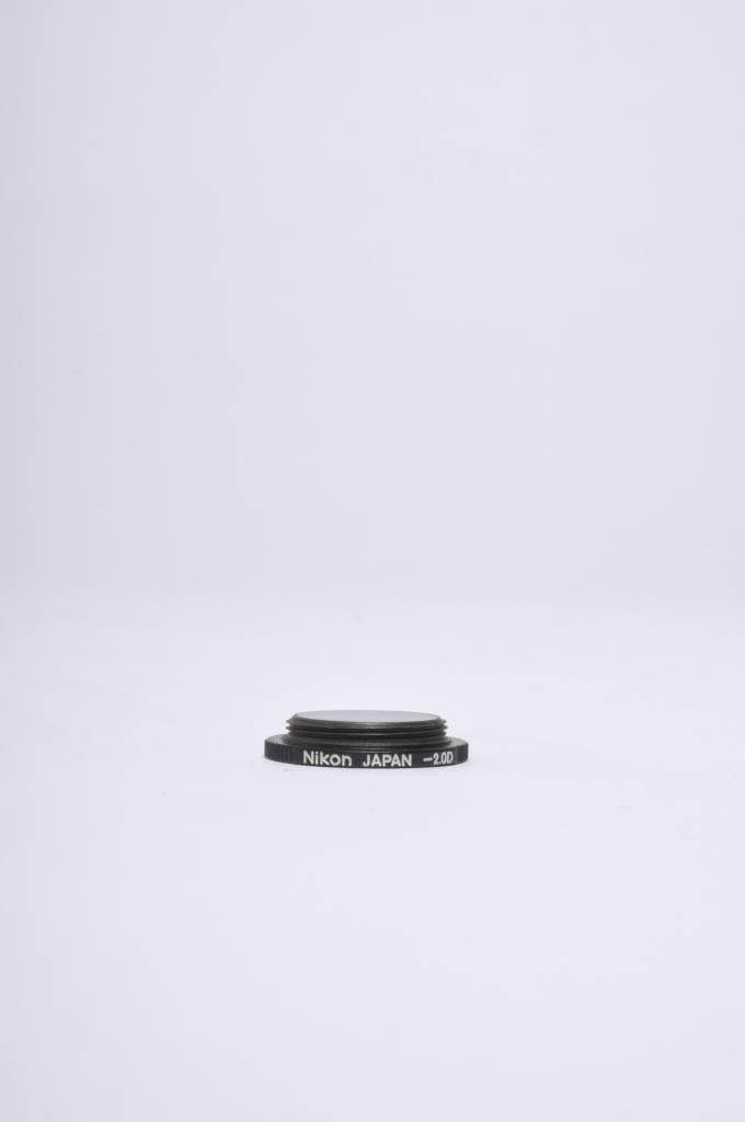 Nikon Nikon Eyepiece Correction Attachment -2 0