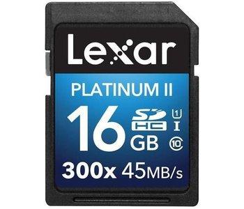 Lexar 16GB SD Class 10