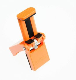 onslot Ztylus Flipmount Smartphone holder - Orange
