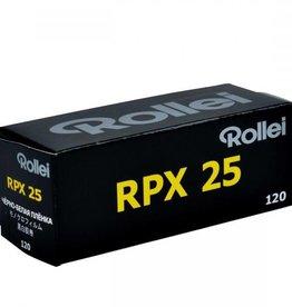 Rollei Rollei RPX 25 ISO 120 Film *