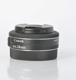Canon Canon 24mm f/2.8 EF-s STM Used