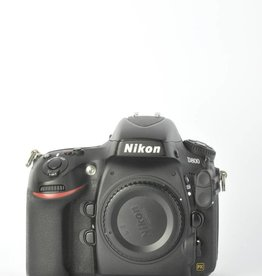 Nikon Nikon D800 FX Full Frame Camera Body