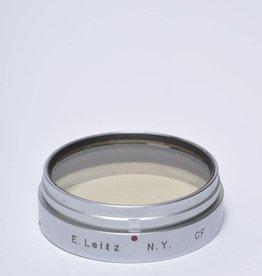 Leica Leitz Xoopt Gelb Leica NY CF 39mm Lens Filter