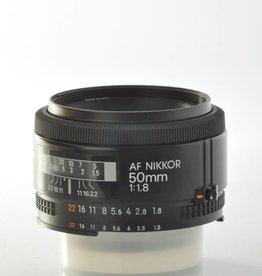 Nikon Nikon 50mm f/1.8 AF SN: 2061084