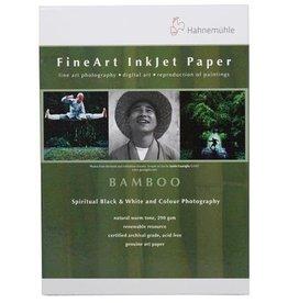 "Hahnemuhle Hahnemuhle Fine Art Bamboo Fiber Natural White, Smooth Warm Tone Inkjet Paper, 290gsm, 13x19"", 25 Sheets"