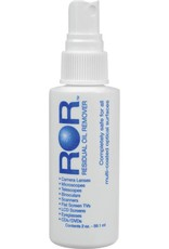 ROR ROR Residual Oil Remover Lens Cleaner 2oz *