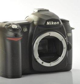 Nikon Nikon D50 6.1Mp Digital SLR Nikon F Mount