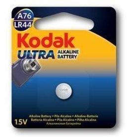 Kodak A76 Max Photo battery LR44 Kodak 1.5V *