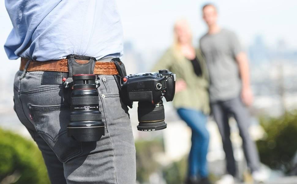 Peak Design Peak Design CaptureLens Capture Lens Holder Nikon F *
