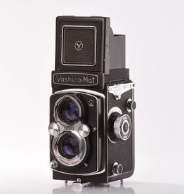 Yashica Yashica Mat Medium Format TLR   FULLY SERVICED