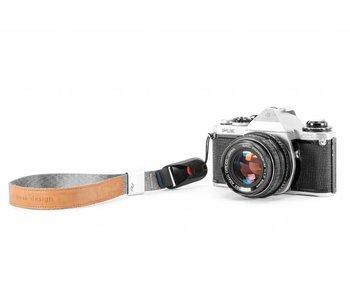 Peak Design Cuff Ash| Camera Wrist Strap *