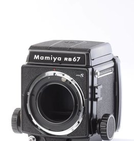 Mamiya Mamiya RB67 Pro S w/ WL Waist Level Finder *