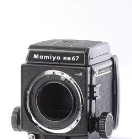 Mamiya Mamiya RB67 Pro S w/ WL Waist Level Finder *