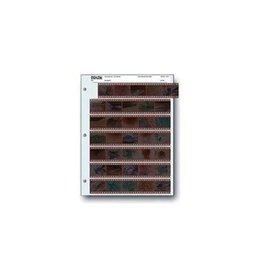Printfile Printfile 35-7B 25pk 35mm Negative Pages *