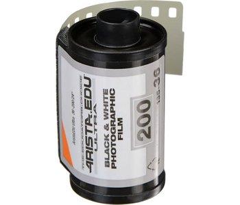 Arista EDU 200 ASA Ultra 35mm 135-36exp B&W Film *